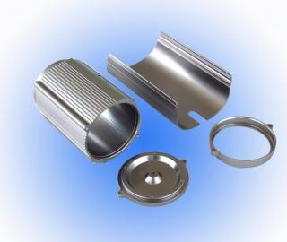 Aluminium CNC 16